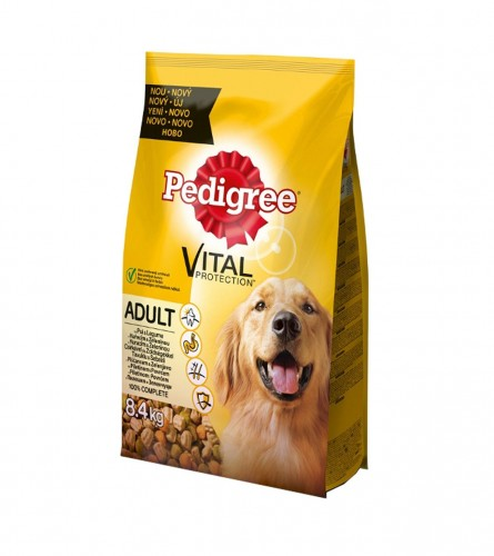 Pedigree Pedigree dry adult 8,4kg