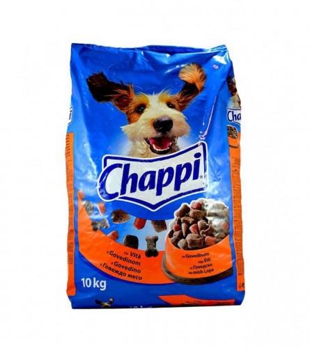 Chappi Chappy govedina i povrće 10kg