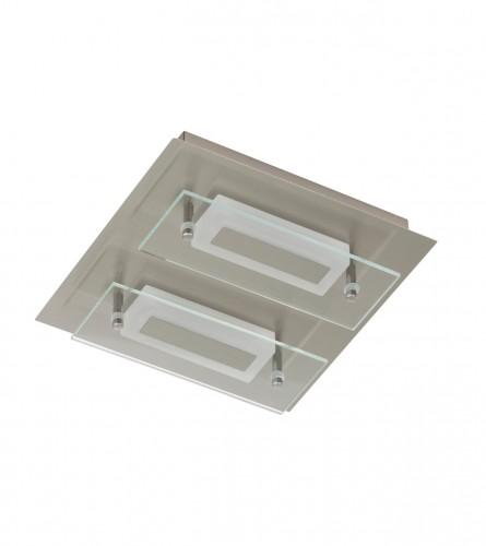 BRILONER Lampa LED spot 2x6W 3561-022