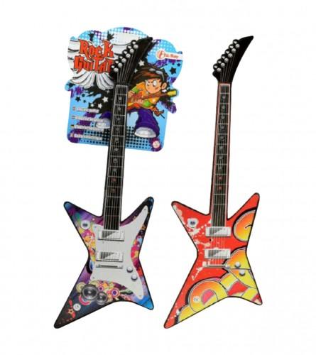 Igračka električna gitara 54005
