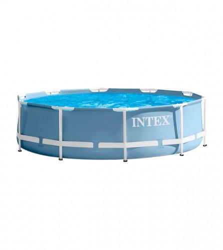 INTEX Bazen sa metalnim okvirom 4,57x1,07 m
