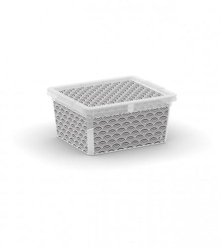 Kutija PVC GEOMETRIC XXS