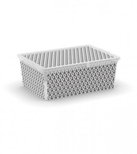 Kutija PVC GEOMETRIC S