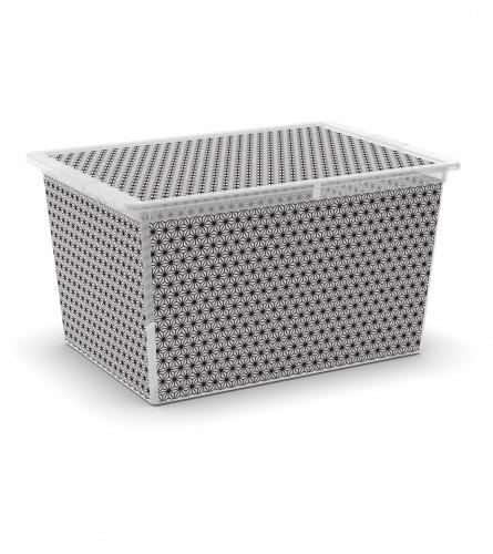 Kutija PVC GEOMETRIC XL