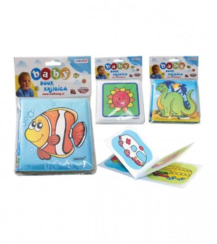 Knjiga za kupanje BABY 901471