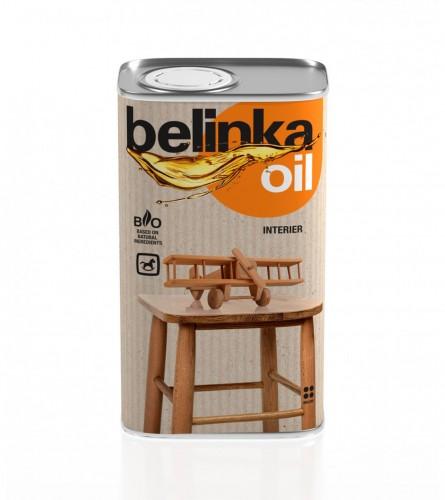 BELINKA Ulje za zaštitu drveta belinka ulje - INTERIER 0,5L