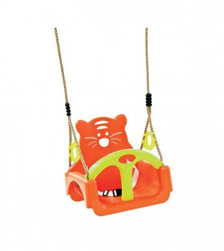 KBT Plastična dječija ljuljačka trix orange 132001007001