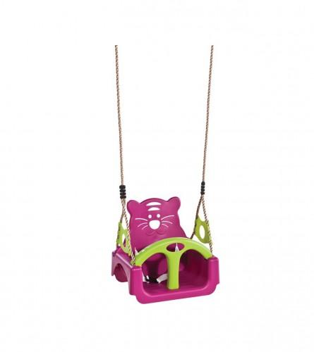 KBT Plastična dječija ljuljačka trix purple