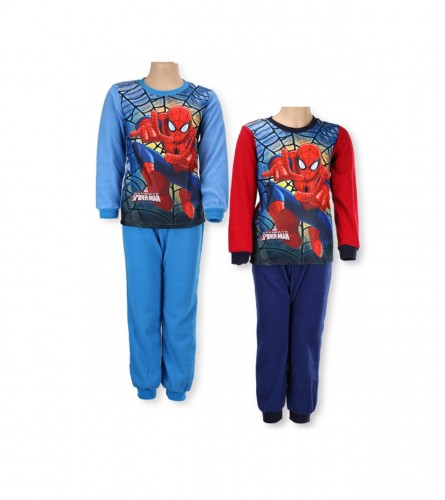 Setino Pidžama dječija dugi rukav 831-482 SPIDERMAN
