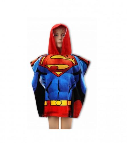 Setino Poncho peškir dječiji 820 - 842 SUPERMAN