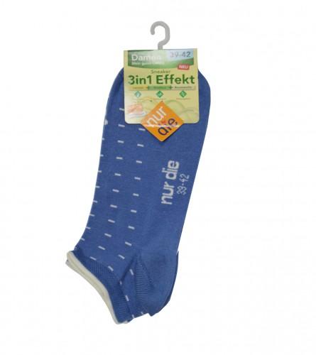 NUR DIE Čarape EFFEKT 497823