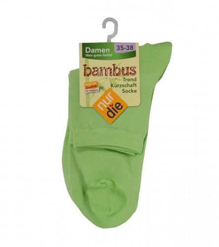 NUR DIE Čarape BAMBUS KRATKE 497860
