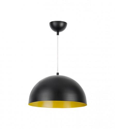 VITO Lampa viseća E27 60W METAL-M 4101870 Crna