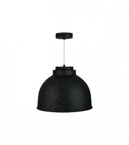 VITO Lampa viseća 60W E27 fi400mm MOLDE-3 Crna