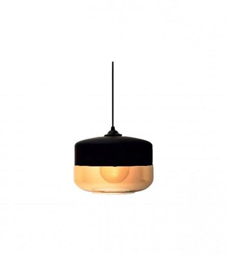 VITO Lampa viseća 60W E27 fi250mm 4102230 Bež/crna