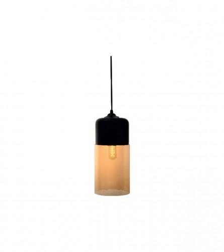 VITO Lampa viseća 60W E27 fi130mm 4102240 Bež/crna