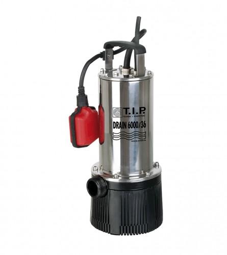 T.I.P. Pumpa potopna za vodu 6000/36 30136