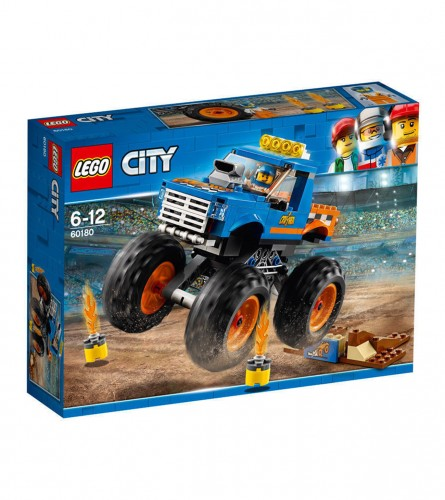 LEGO Igračka Monster Truck LEGO 60180