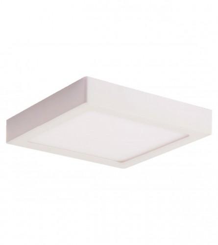 MASTER Lampa LED nadgradna 12W 17x17cm OS-PL004