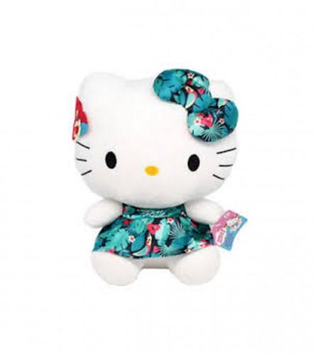 Igračka plišana Hello Kitty zelena