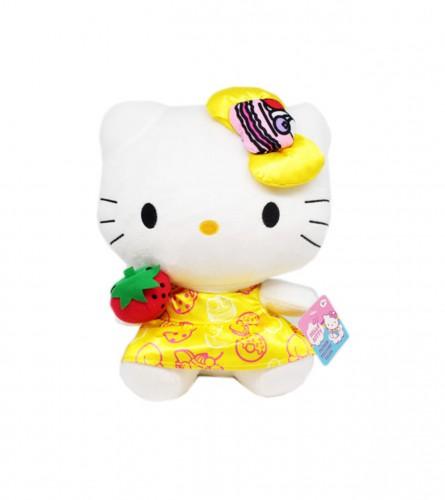 Landahl & Baumann Igračka plišana Hello Kitty žuta