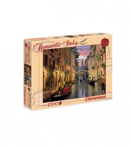 CLEMENTONI Puzzle 1000kom Italija 39218