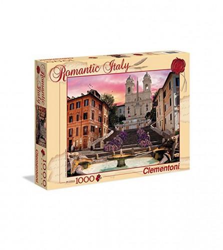 CLEMENTONI Puzzle 1000kom Italija 39219