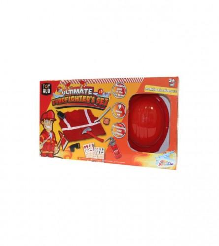 Igračka vatrogasna oprema+stikeri 10/1 R05-0169