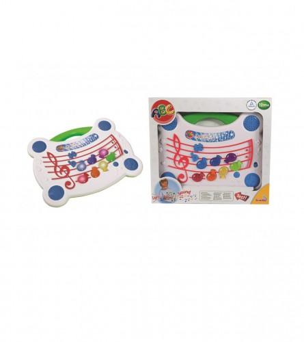 SIMBA Baby muzička tabla 28,5x21,5cm 104012927