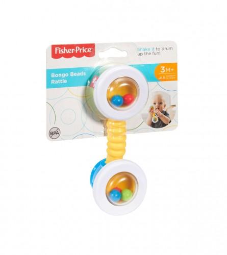 Fisher Price Igračka baby zvečka dva kruga FFL23