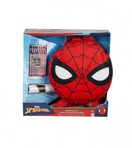 Disney Igračka ruksak + set za bojenje SPE-8458