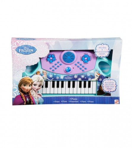 FROZEN Igračka klavijatura DFR-3076
