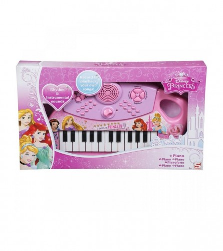 Disney Igračka klavijatura Princess DSP-3076