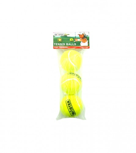 MASTER Lopta teniska 3-1 JY-TB301