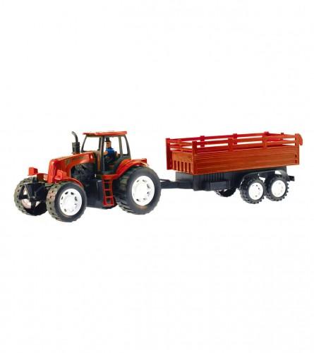 Igračka traktor sa prikolicom 28652Z