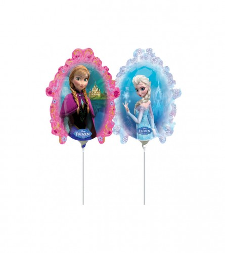 Amscan Balon frozen mini A30 3016202