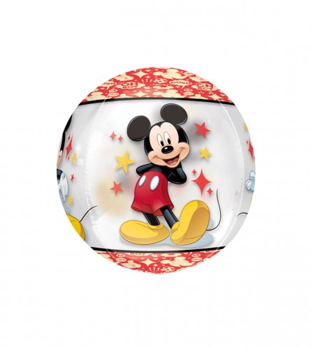 Amscan Balon Mickey Mouse G40 3458901