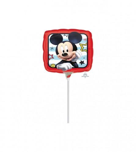 "Balon Mickey Mouse kocka 9"" A20 3622802"