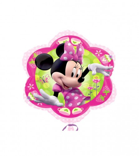 Balon Minnie Mouse cvijet S60 2643701