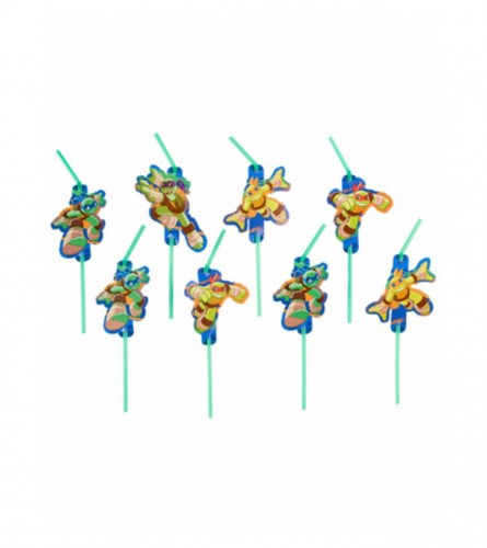 Slamke rođendanske nindža kornjače 9901317