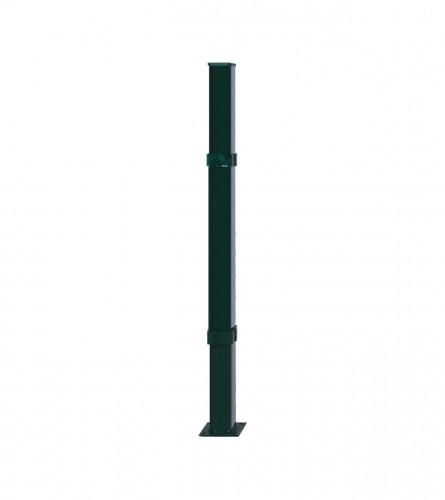 MASTER Kolac za ogradu sa postoljem 1200mm zelena 50x50