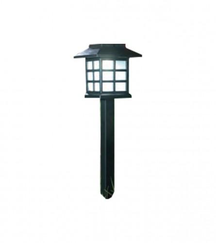 MASTER Lampa vrtna led solarna PVC 66002