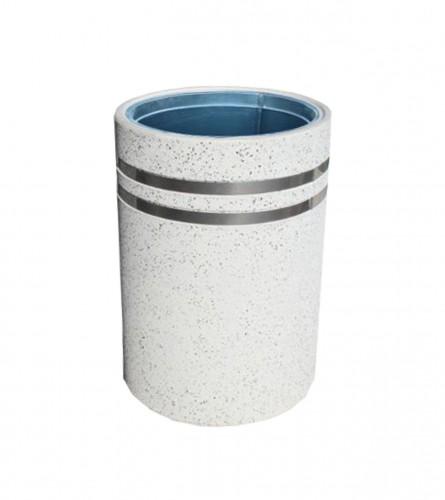 BOSSIN Kanta betonska Narona sa uloškom 60l