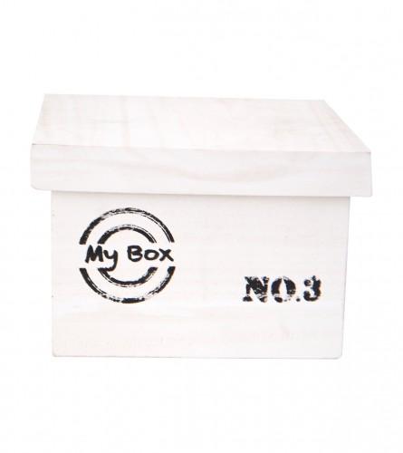 MASTER Kutija ukrasna drvena 12180050