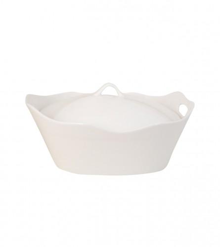 Zdjela keramička s poklopcem 12180087