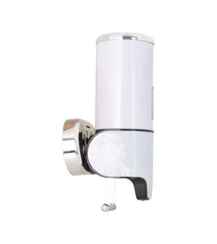 Dozator za tečni sapun 500ml PVC bijeli 12180785