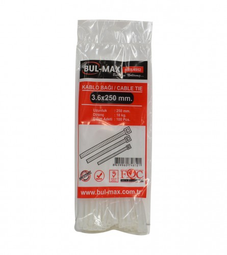 BUL-MAX Vezice PVC 100-1 BMX-4952
