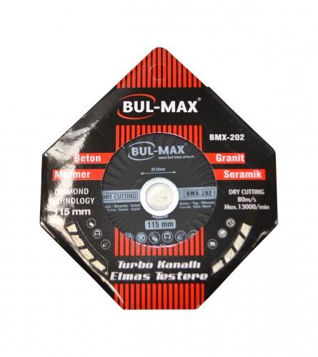 BUL-MAX Ploča rezna VIDIA BMX-202