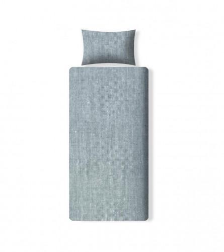 KOOISTRA Posteljina šlifer 140x200cm + jastučnica 60x70cm 0931082