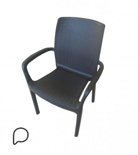 VIOLET Stolica PVC ECO-NATURA2 0935